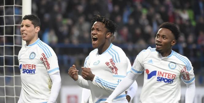 Marseille a renoué avec la victoire