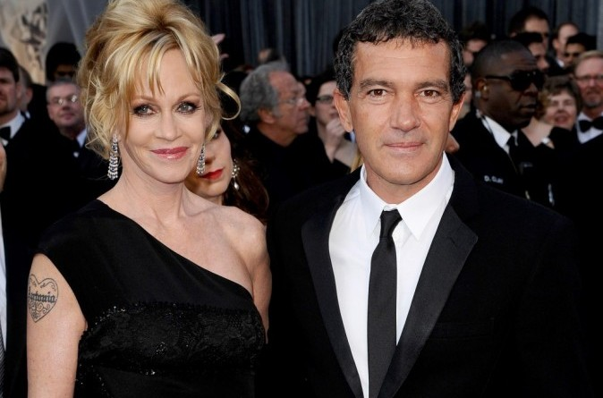 Melanie Griffith et Antonio Banderas : ont tourné la page