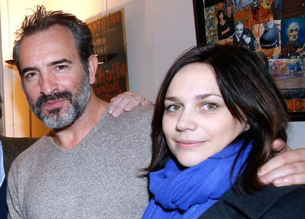 Jean dujardin actualit s des c l bres for Nathalie jean dujardin