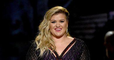 Kelly Clarkson présente son adorable bébé Remy