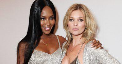 Kate Moss et Naomi Campbell : les icônes réunies pour la lutte contre le cancer