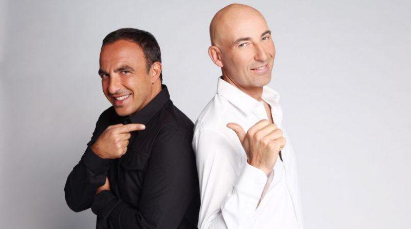 Nicolas Canteloup et Nikos Aliagas doublent la mise sur TF1 !