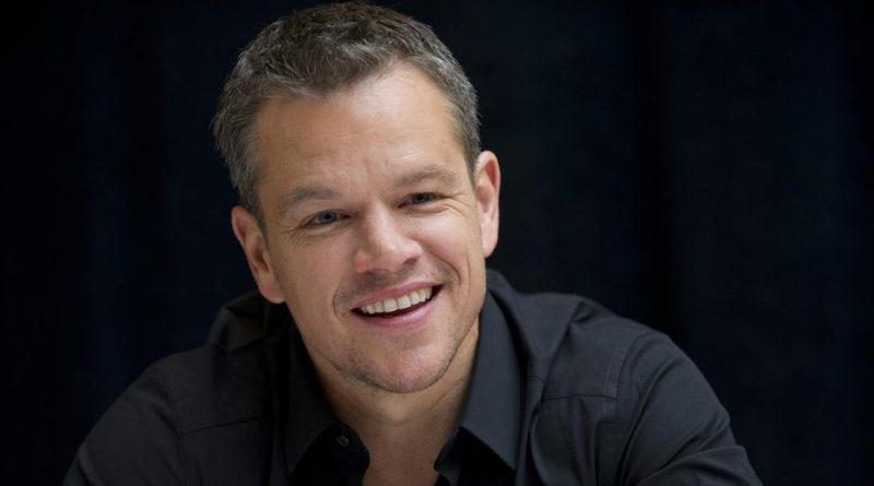 """Matt Damon, traqué dans """"Jason Bourne"""", sort les muscles"""