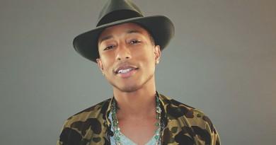 Pharrell Williams : Nouveau job chez G-Star et nouveaux collègues