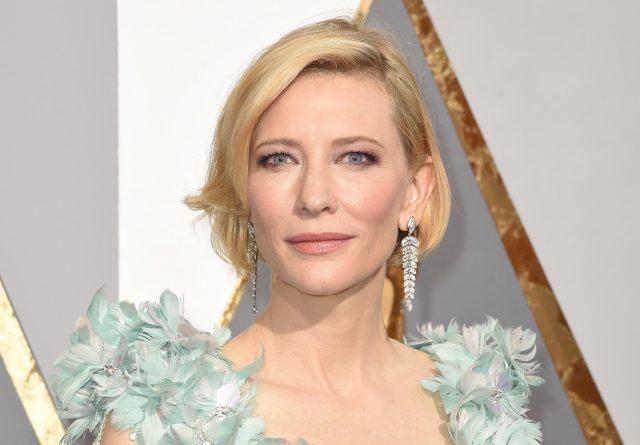 Cate Blanchett nommée ambassadrice à l'ONU