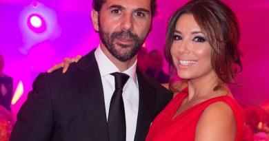 Eva Longoria : Maintenant Mariée à José Baston !