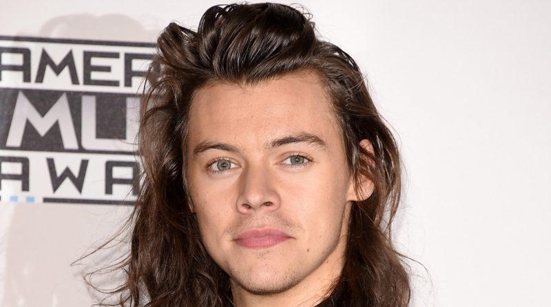Harry Styles : Son nouveau look capillaire