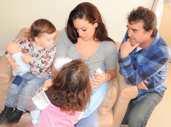 Jade Foret : Nouveaux clichés de ses enfants !