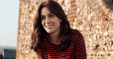 Kate Middleton en une de Vogue UK