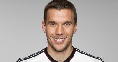 Lukas Podolski a hâte d'accueillir son deuxième enfant !