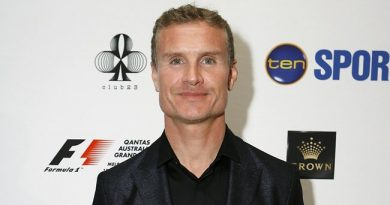 David Coulthard flashé à 178km/h