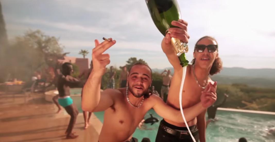 Djadja & Dinaz – À La Cool – Actualités Des Célèbres Britney Spears Vegas 2017