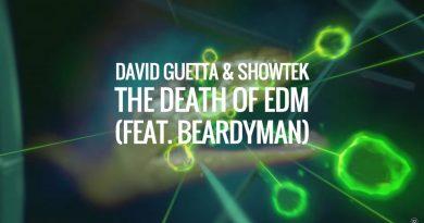 David Guetta : Plagiat sur son dernier titre - The Death of EDM