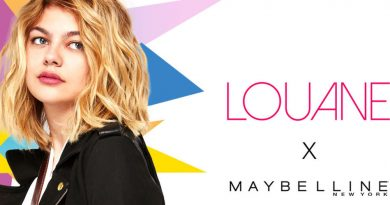 Louane Emera : Incarne la collection Colorshow de Maybelline