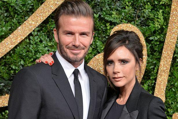 David et Victoria Beckham fêtent l'anniversaire d'Harper