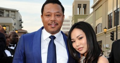 Terrence Howard : Tendre cliché de son nouveau-né !