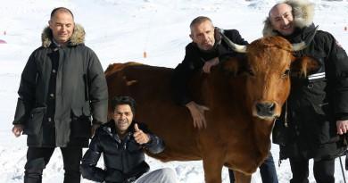 """Jamel Debbouze et """"La Vache"""" triomphent au Festival de l'Alpe d'Huez"""