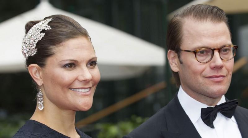 Victoria de Suède dévoile un nouveau cliché d'Oscar