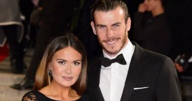 Gareth Bale : Heureux papa d'une deuxième petite fille