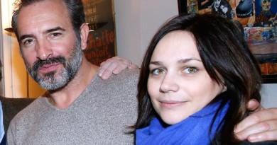 Jean Dujardin se confie sur Nathalie Péchalat