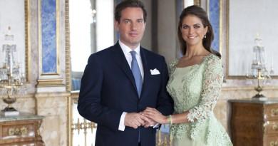 Madeleine de Suède: Le regard craquant de Nicolas 9 mois