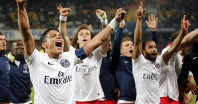 Le PSG sacré champion de France à huit journées de la fin