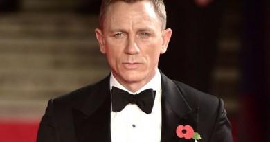 Daniel Craig négligé à New-York