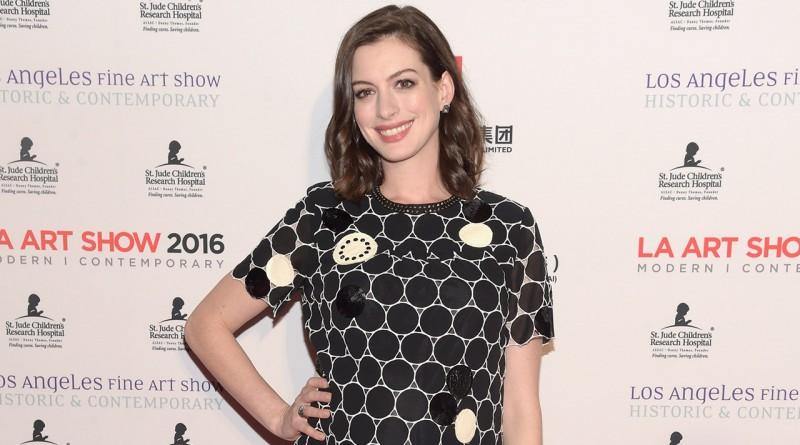 Anne Hathaway maman : Le sexe et le nom du bébé révélés