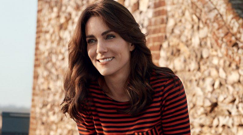 Kate Middleton en une de Vogue UK