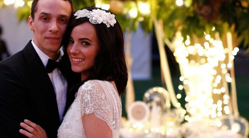 Alizée et Grégoire Lyonnet : Enfin mariés !